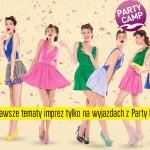 Imprezy na wyjazdach z Party Camp!