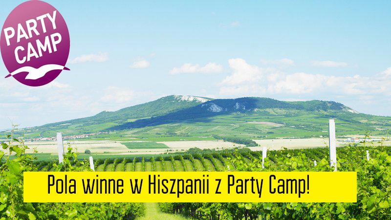 Słoneczna Hiszpania z Party Camp!