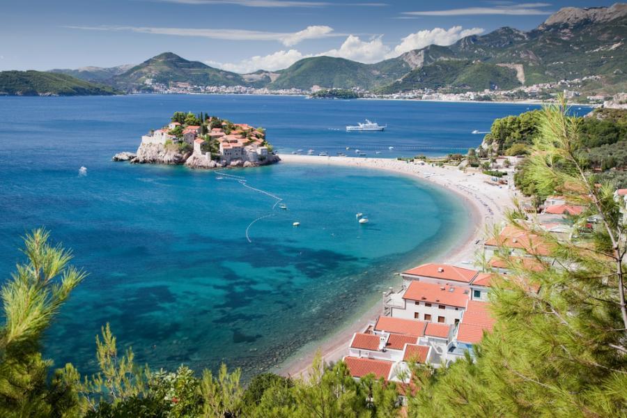 Bałkantrip w Czarnogórze