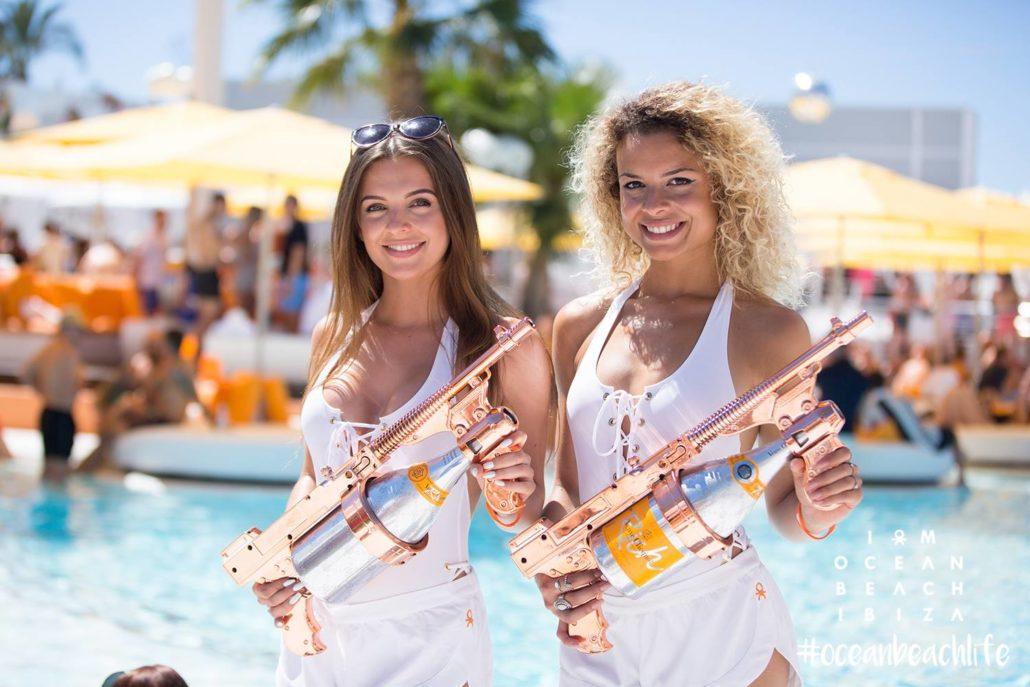 Ocean Ibiza Impreza