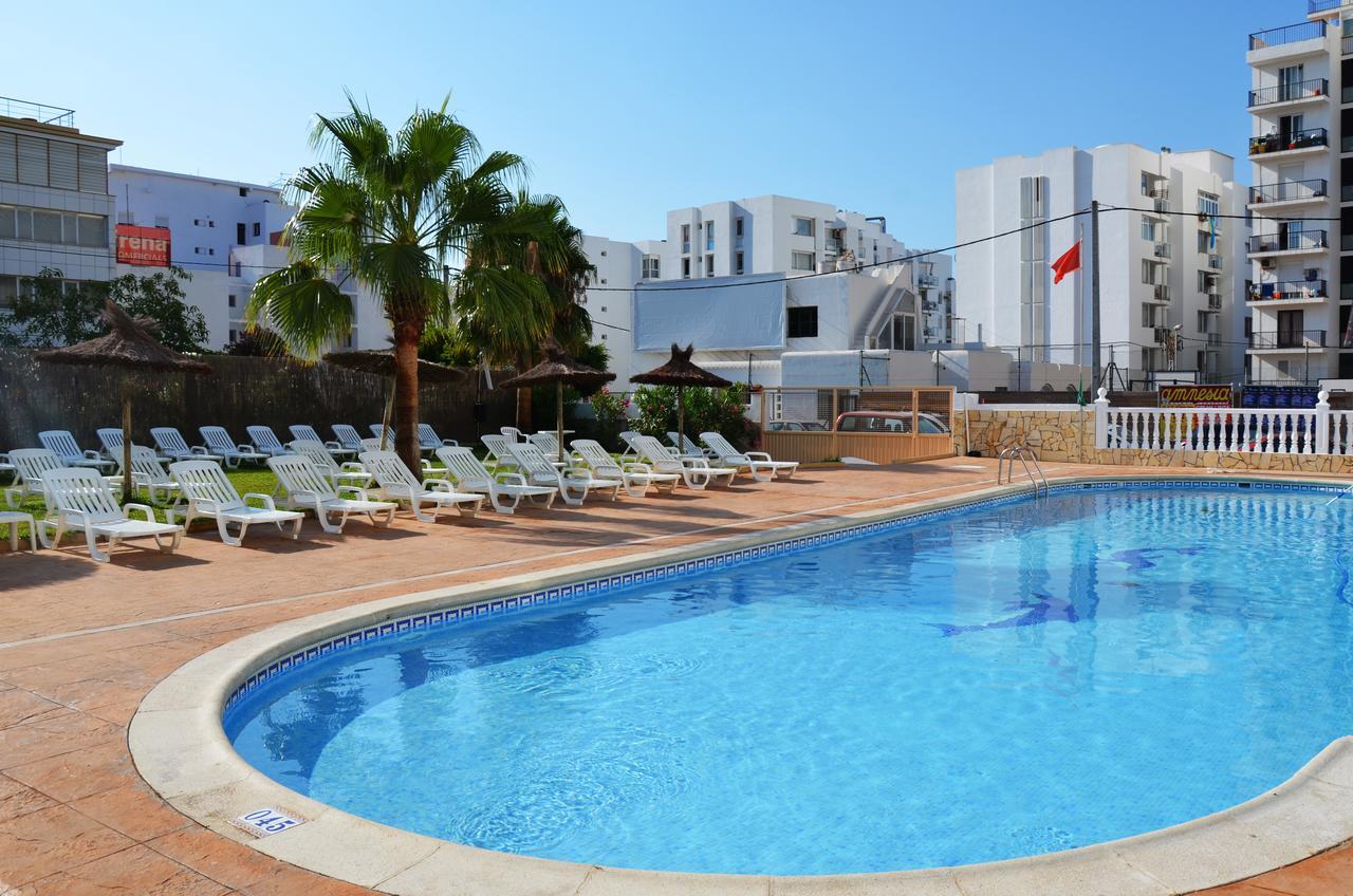 Zakwaterowanie hotelowy basen Ibiza hotel