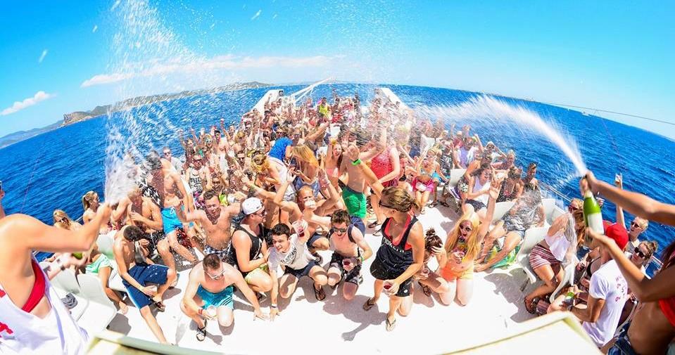 Impreza Boat Party