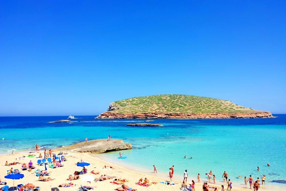 Ibiza 2018 Cala Comte