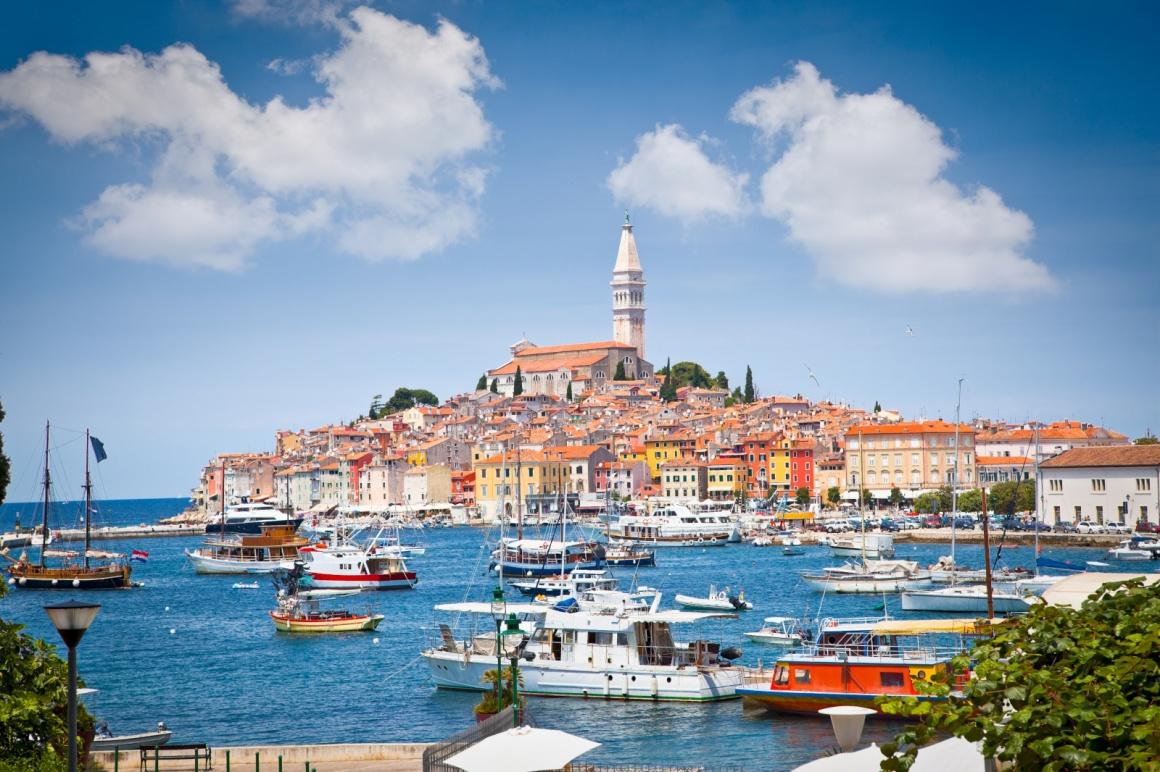 Rovinji Istria Chorwacja