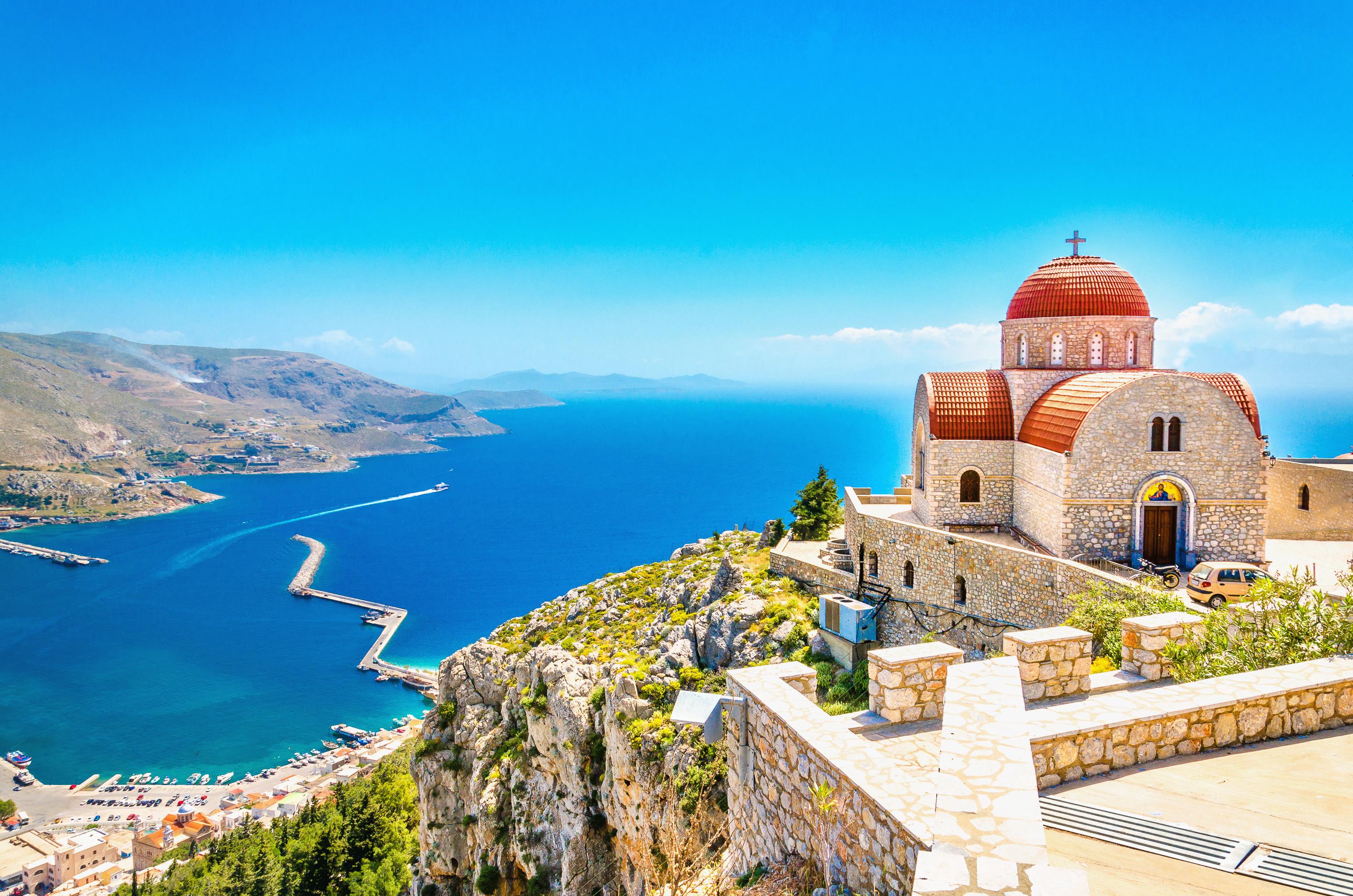 Kolonie Grecja 2020