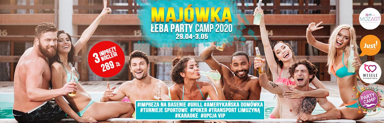 Majówka 2020 w Łebie